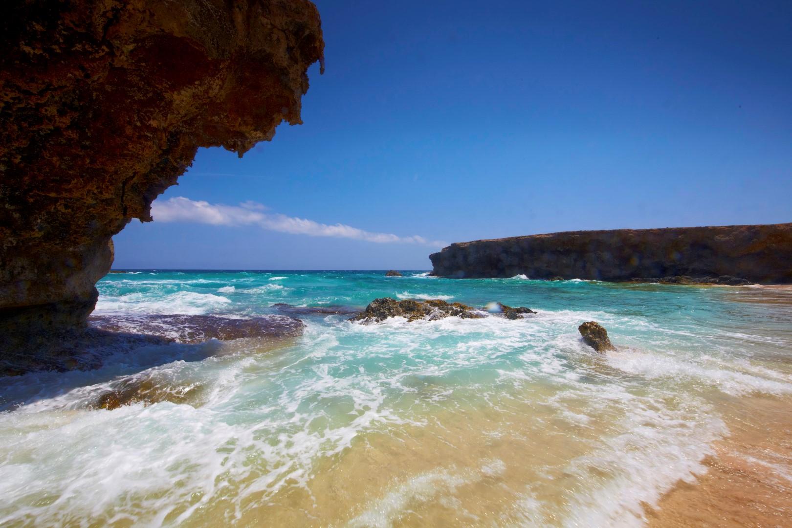Conheça 7 praias secretas em Aruba