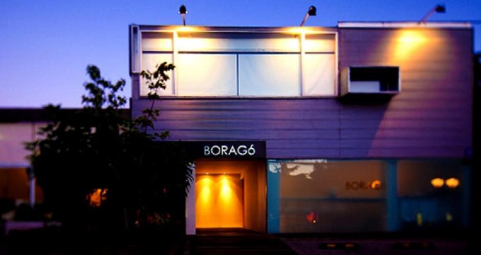 Borago - um dos melhores restaurantes em Santiago
