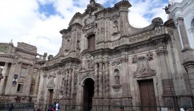 Centro histórico de Quito - Equador