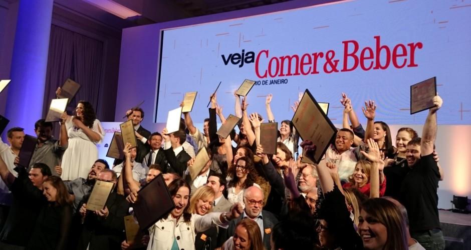 Premio VejaRio Comer e Beber 2015