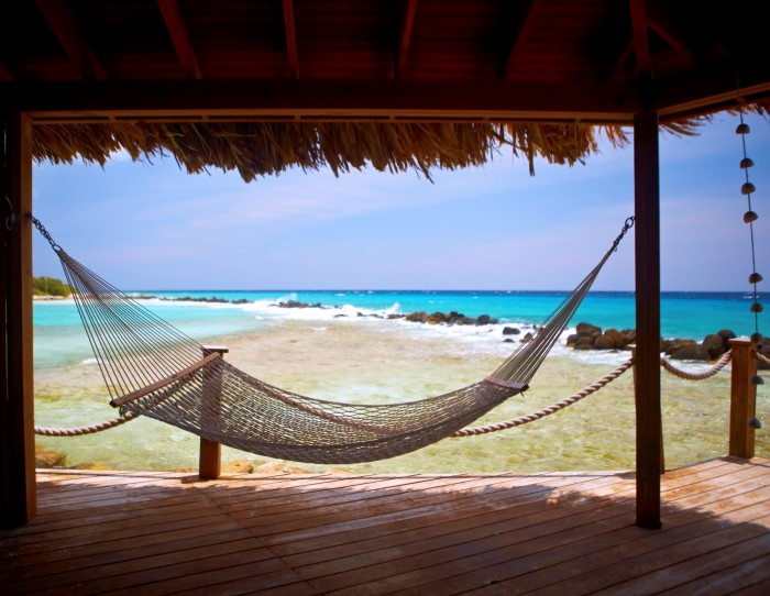 Rede de descanso em Aruba - Credito ATA