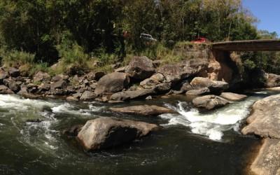 Panorâmica do Encontro dos Rios em Lumiar