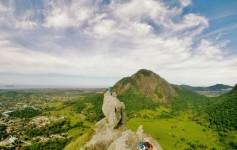 Trilha da Pedra do Macaco, em Maricá - RJ