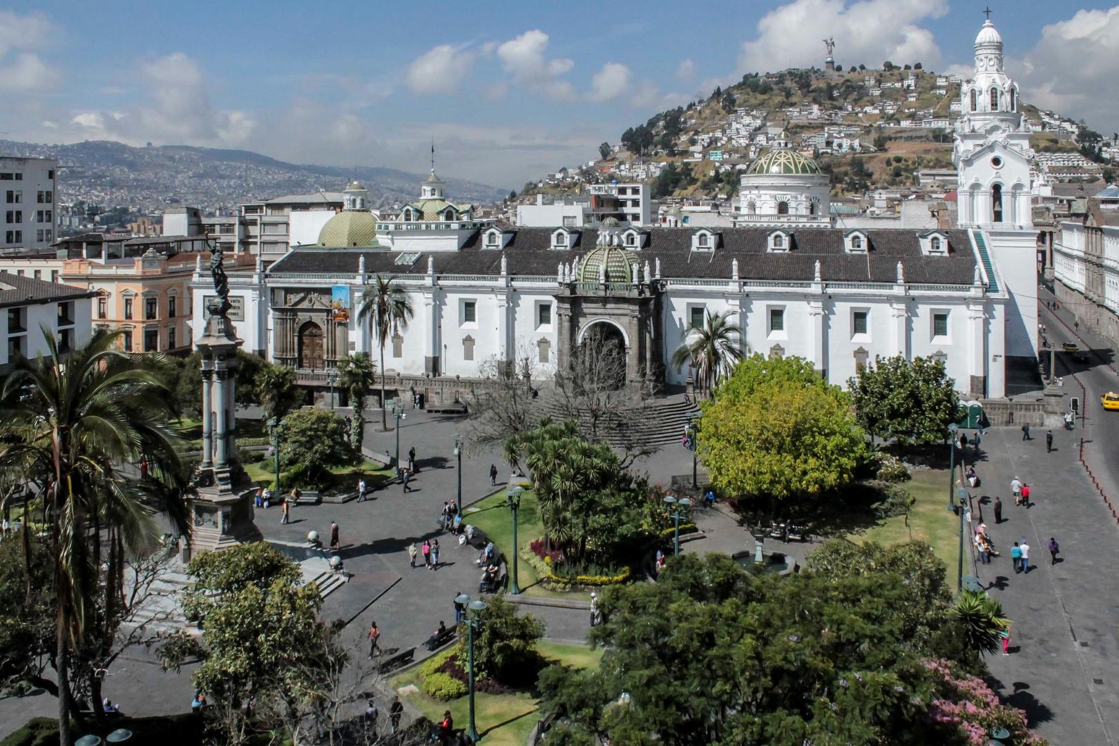 Centro Histórico de Quito celebra 37 anos de UNESCO