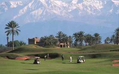 Golfe em Marrakech