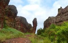 Parque Estadual Vila Velha (Arenitos)