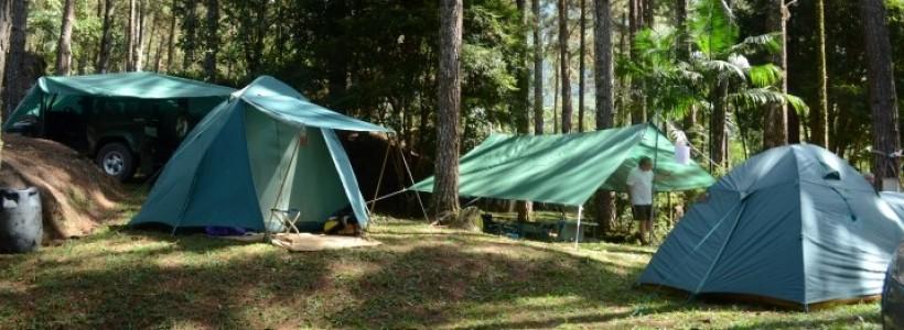 Dicas para escolher o Camping ideal para a sua viagem