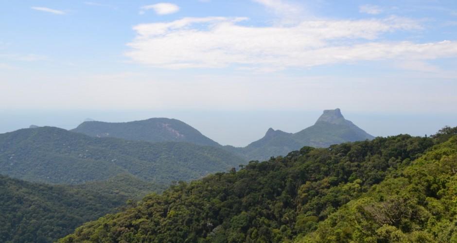 Grande Travessia do Parque Nacional da Tijuca - RJ