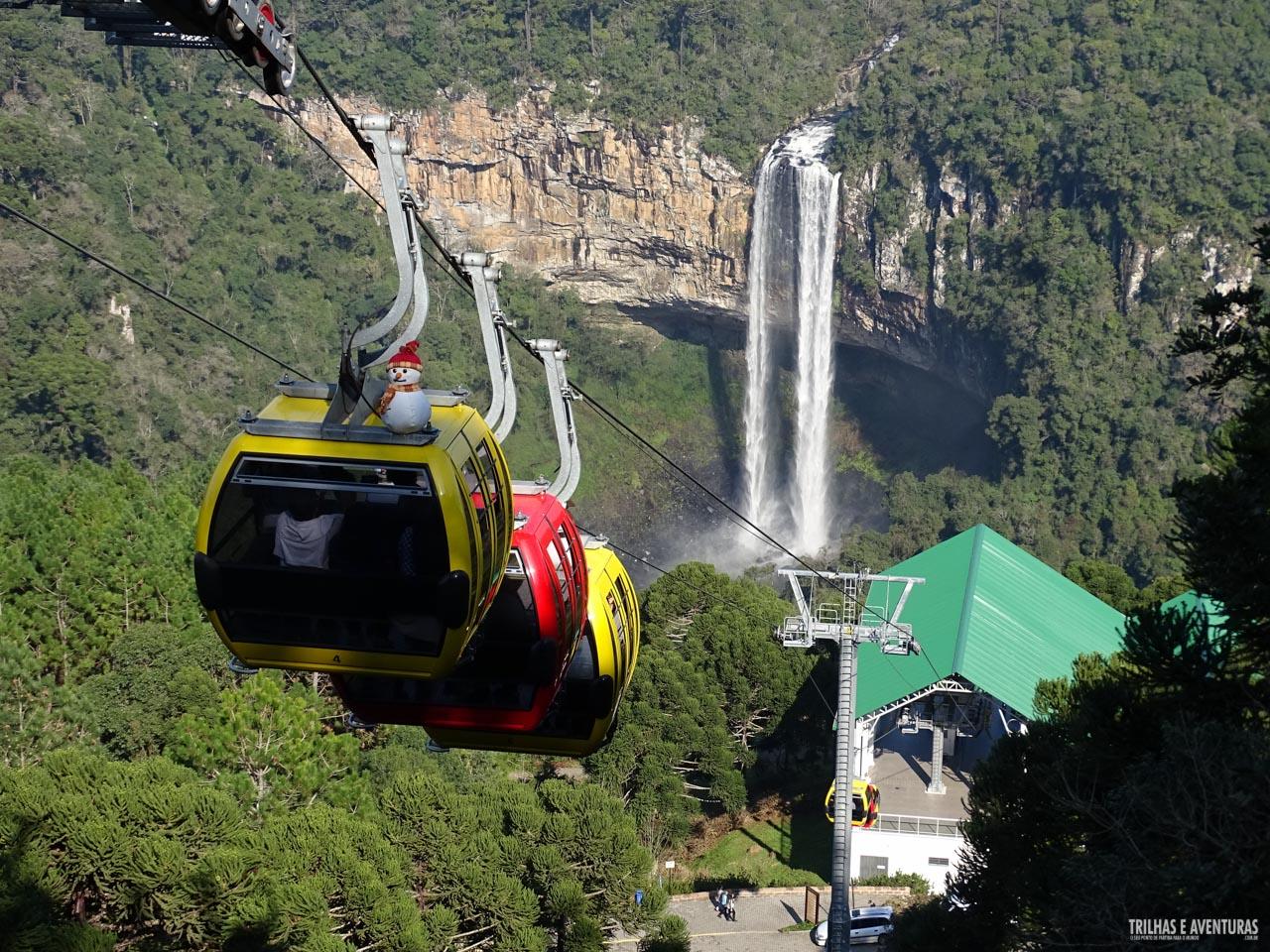 7 principais atrações de Canela, na Serra Gaúcha