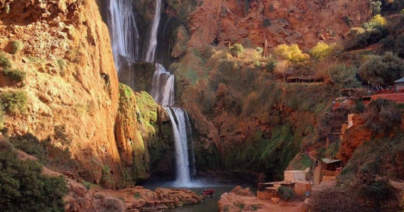 Marrocos - cover
