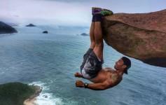 Pedra do Telégrafo - por Luiz Fernando Candeia - @nandogringones