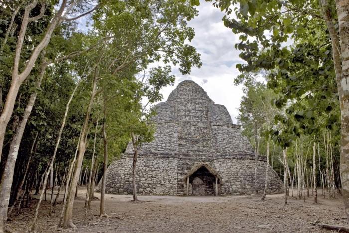 Ruinas de Cobá, no México