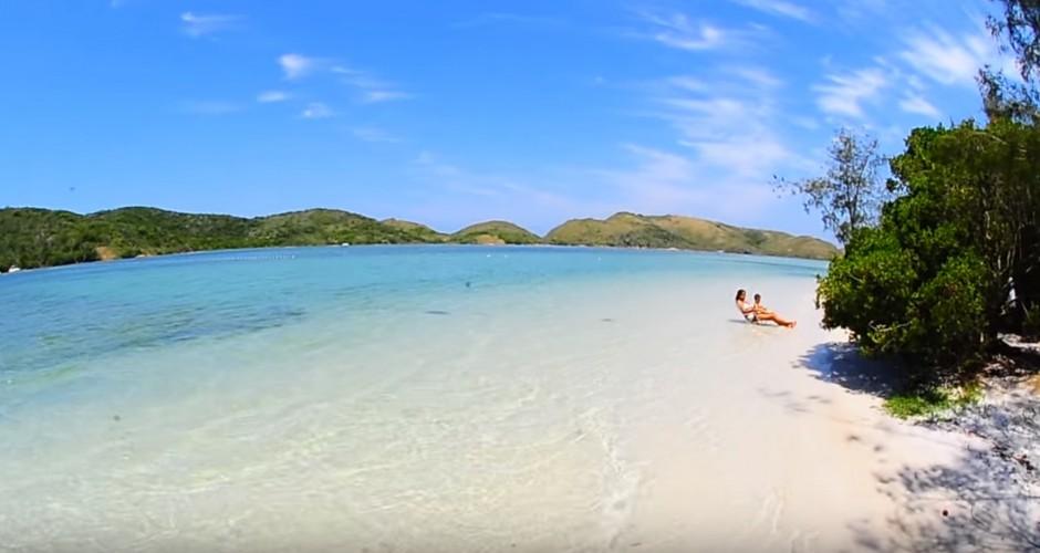 Ilha do Japonês em Cabo Frio - RJ