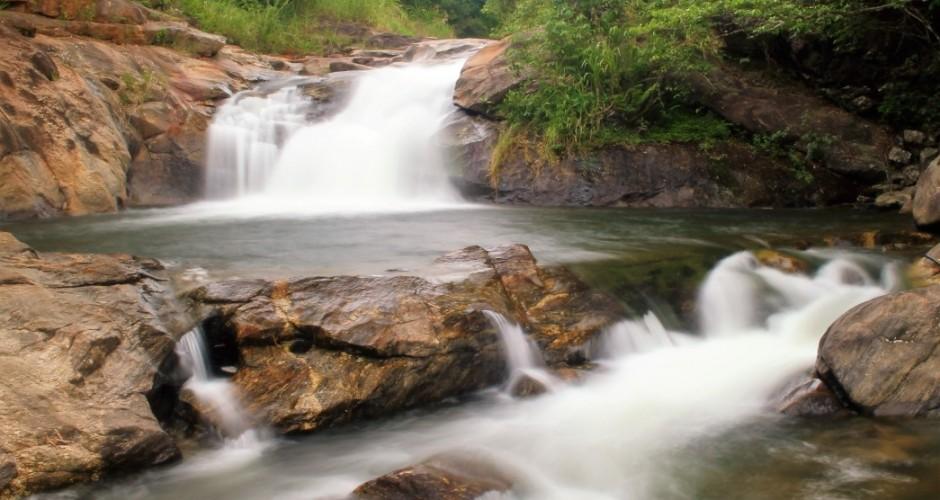 Cachoeira da Amorosa em Conceição de Macabu - RJ