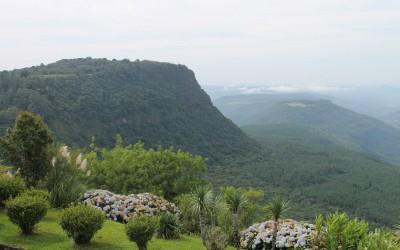 Vale do Quilombo visto do Laje de Pedra, um dos melhores Hotéis em Canela