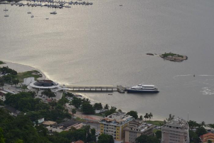 Parque da Cidade Foto 12 - Vista da Estação Catamarã Charitas