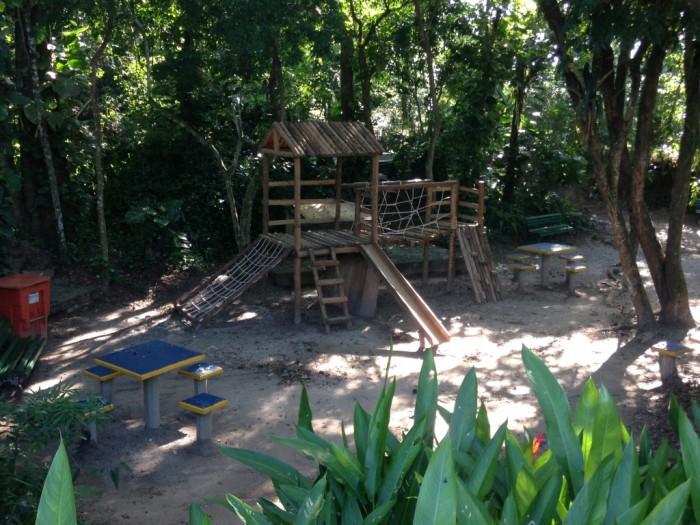 Parque da Cidade Foto 16 - VISTA DA ÁREA INFANTIL