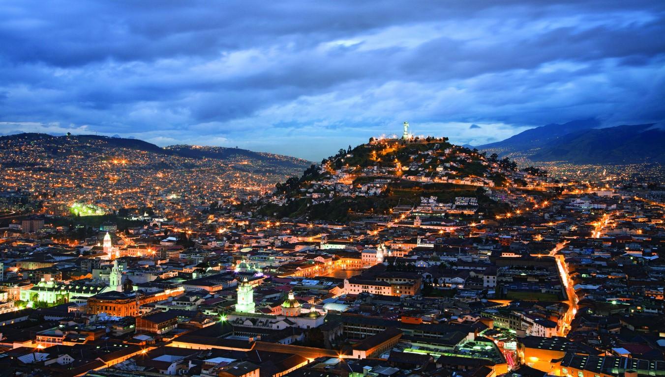 4 motivos para caminhar no Centro Histórico de Quito