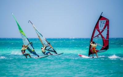 Windsurf em Aruba - Credito ATA