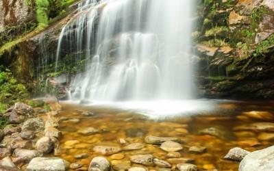 Cachoeira Véu da Noiva - Petrópolis, RJ