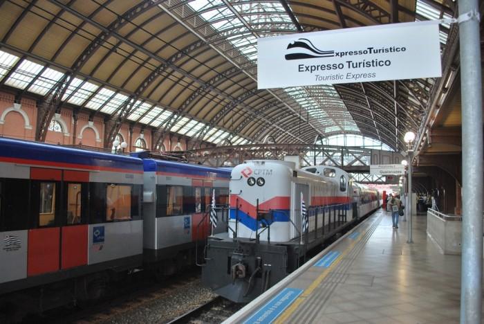 Expresso Turístico Mogi das Cruzes / Foto: CPTM