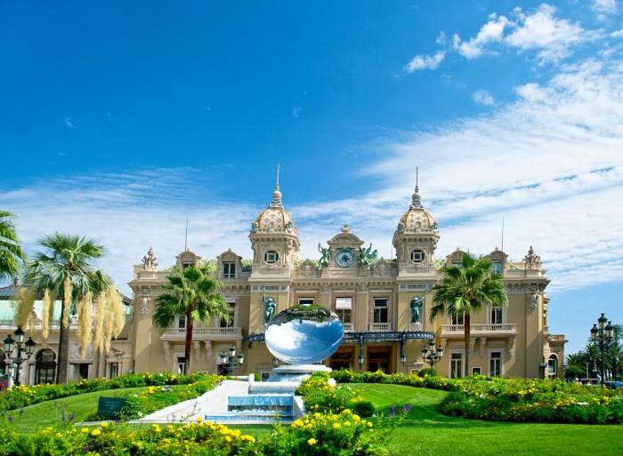 Monaco - Cassino de Monte Carlo