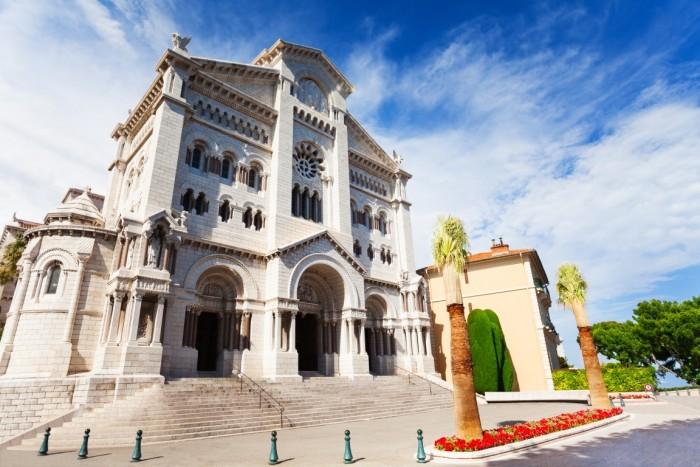 Monaco - Construcoes