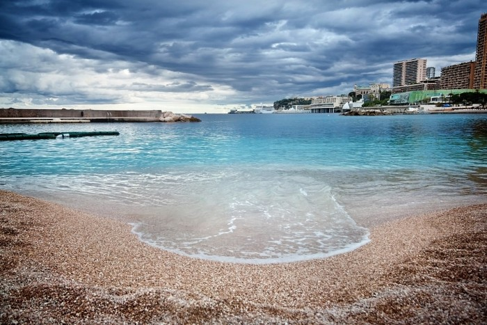 Monaco - Praia