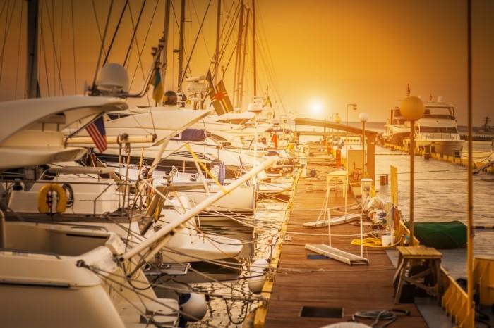 Monaco - sol marina