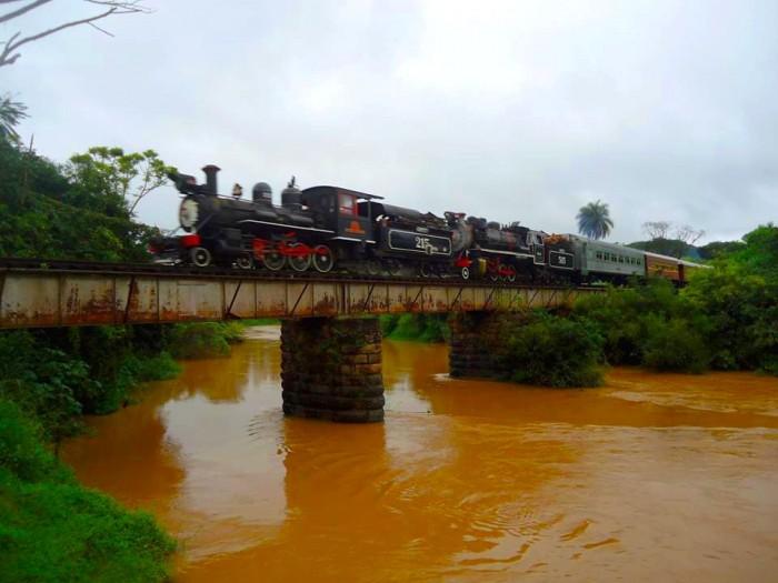 Trem Campinas-Jaguariúna - Foto: ABPF