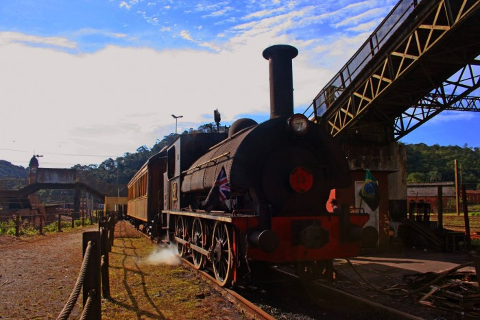 Trem dos Ingleses, Paranapiacaba / Foto: Renan Carvalhais