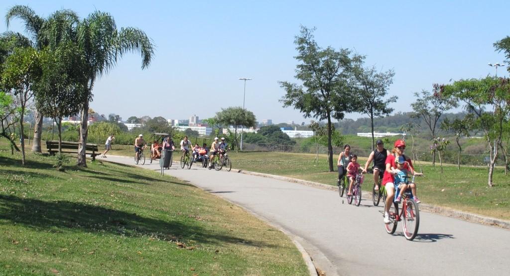 5 Roteiros turísticos de Bike em SP