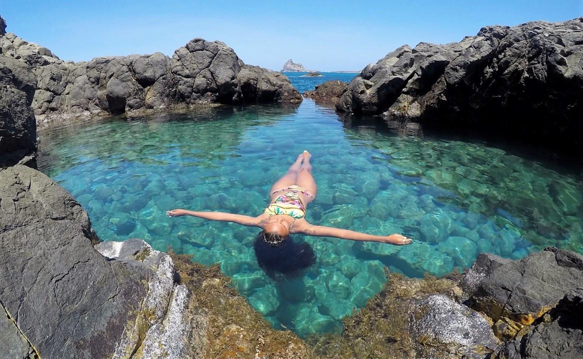 As principais piscinas naturais de Fernando de Noronha ...