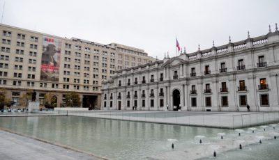 Santiago, além das montanhas