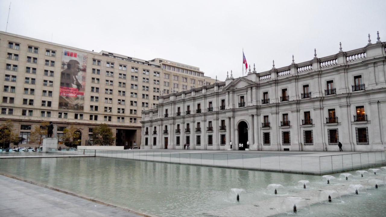 Santiago muito além dos Andes