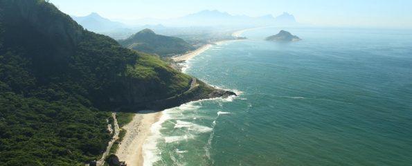 Trilha do Morro dos Cabritos, na Prainha - RJ