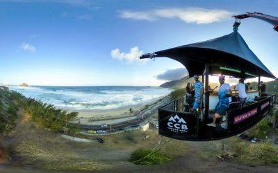 Bar Nas Alturas, no CCB Lounge Park - Recreio, RJ