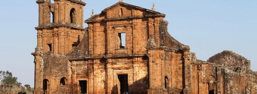 Ruínas da Catedral de São Miguel das Missões - RS