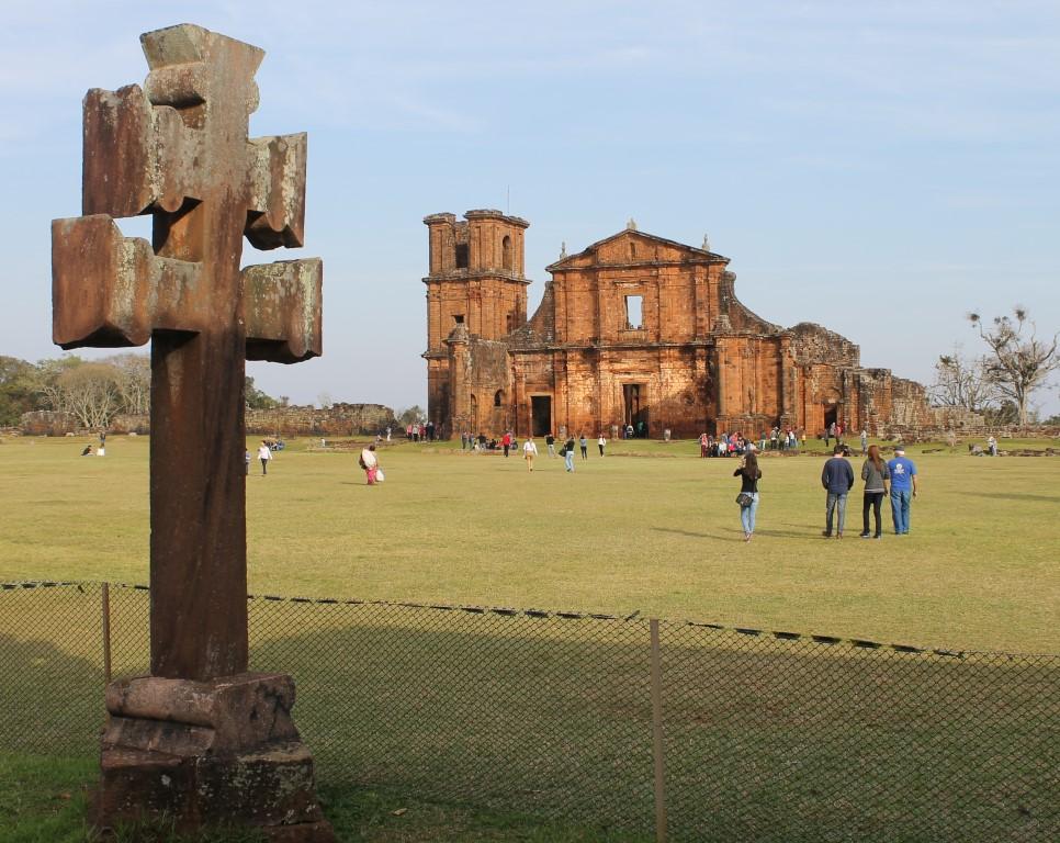 Ruínas do Sítio Arqueológico de São Miguel Arcanjo