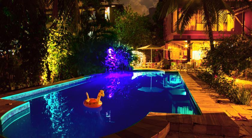 Hostel Casa do Mundo na Barra da Tijuca