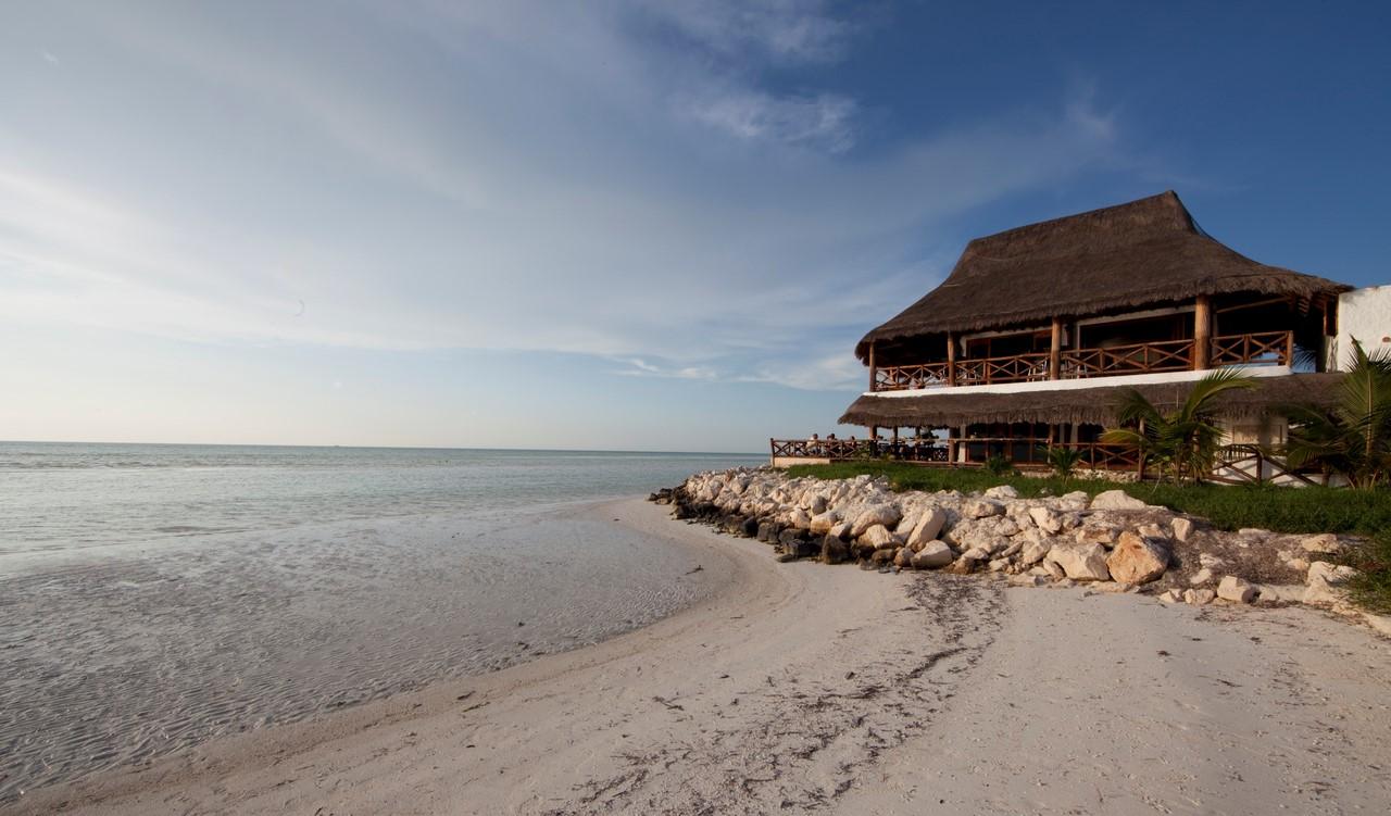 Hotel Las Nubes de Isla Holbox - México