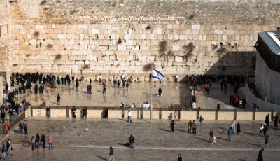 Muro das Lamentações em Jerusalém - Israel