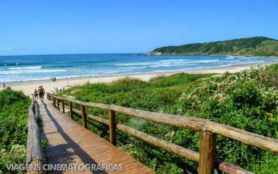 Praia do Rosa / Créditos: Fábio Pastorello do blog Viagens Cinematográficas