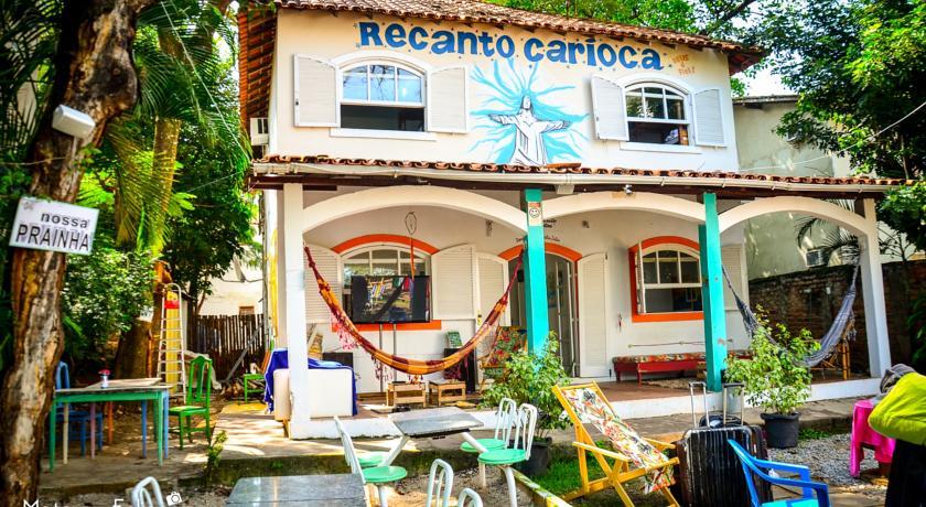 Recanto Carioca Hostel na Barra da Tijuca