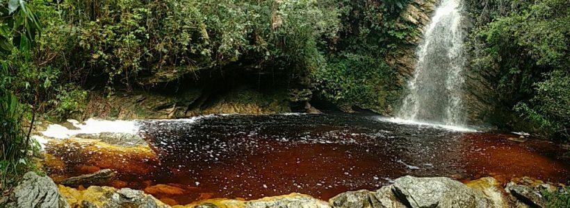 Cachoeiras e trilhas na Serra do Funil - MG