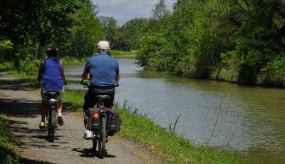 CANAL DO MIDI - Cicloviajantes no Canal Du Midi