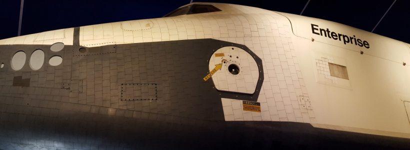 Intrepid Sea Air and Space Museum em Nova York
