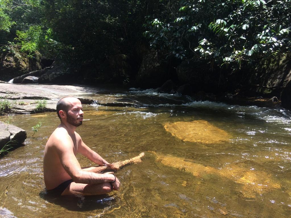 Cachoeira de Galhetas... Agradece!