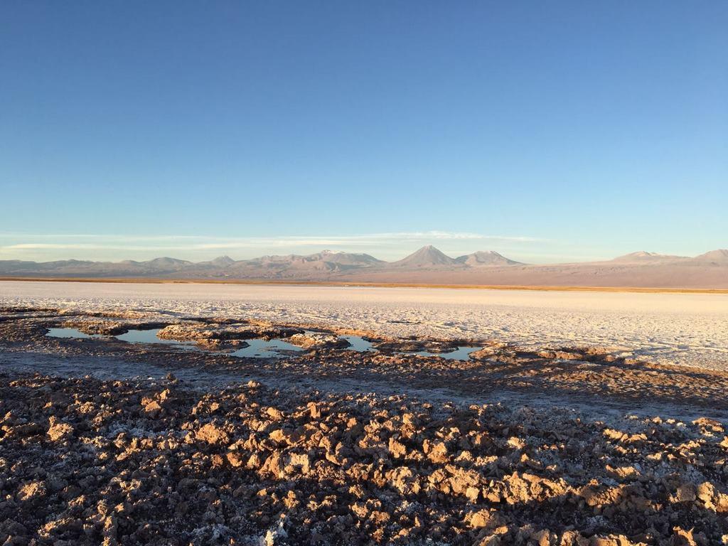 Laguna Tebinquinche, o Deserto só nos surpreende