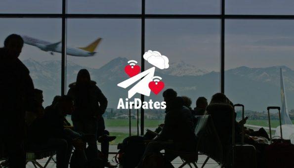 Airdates - App para encontros dentro do avião